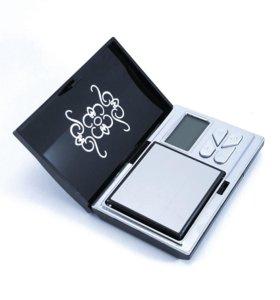 Весы электронные ювелирные, карманные 100 гр.
