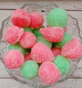 Сахарные скрабики, бомбочки для ванны