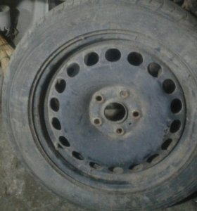 2 Диска форд R16