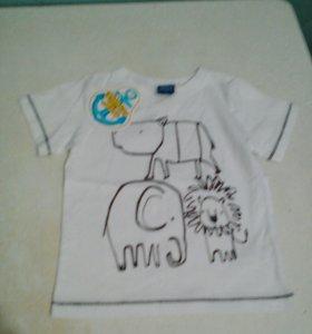 футболка д/ мальчика