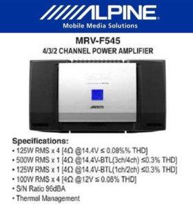 Alpine MRV-F545