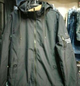 Куртка мужская, размеры L-4XL