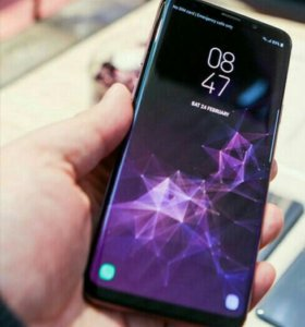 Samsung s9 plus galaxy