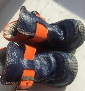 Ботиночки на весну , качественные