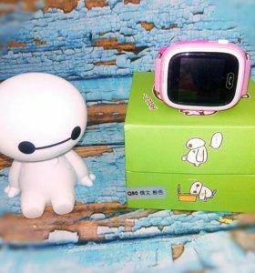 Детские смарт часы Q90 (новые/бесплатная доставка)