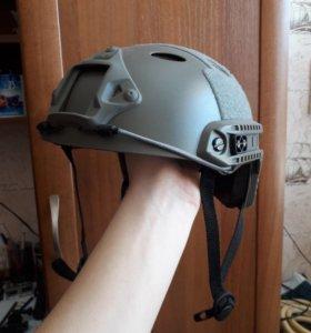Шлем Fast PJ Tactical Helmet (Olive)