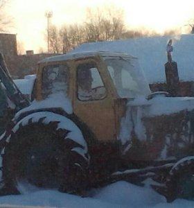 Чиска снега, земельные работы