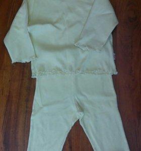 Пижама на 80-86 см