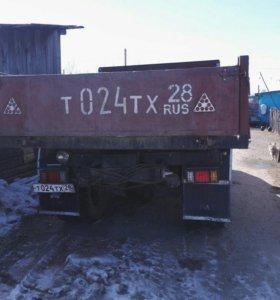 Газ-53 самосвал