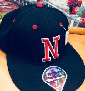 Кепка бейсболка Nebraska Univercity NCAA новая.Ори