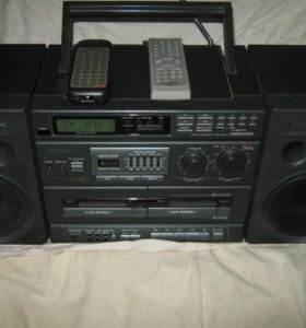 PANASONIC RX-CT 990