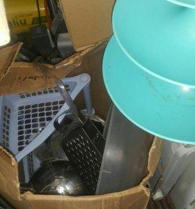 Коробка посуды