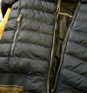 Куртка тёплая на подростка.