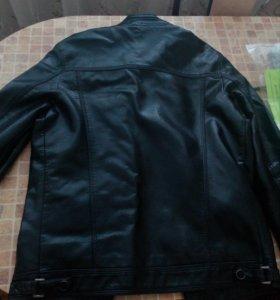 Кожаная куртка Ogmando