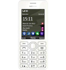 Nokia 301.1 белый