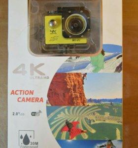 Экшен камера SJ8000