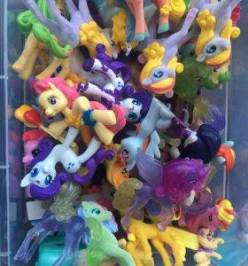 Милая пони игрушки