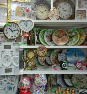 Большой выбор настенных часов