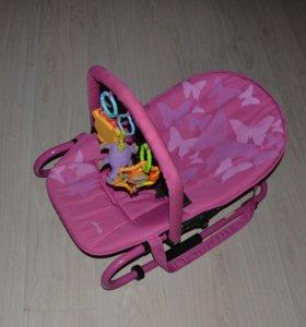 Кресло-качалка-шезлонг Amalfy для ребёнка