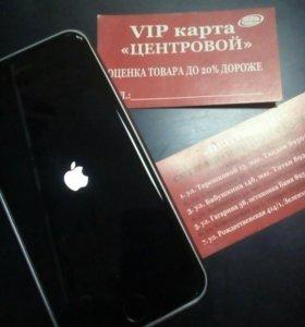 iPhone 6 на 16гб
