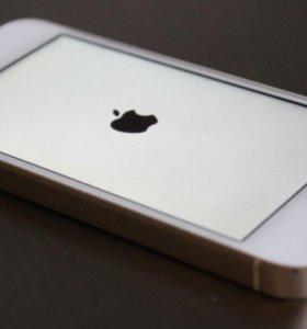 iphone 5s белый (white) 16 gb