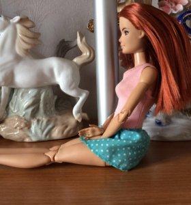 Барби кукла! Безграничные движения