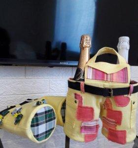 Подарочная сумка