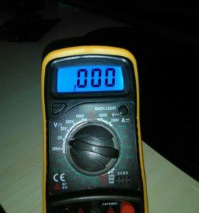 Мультиметр .
