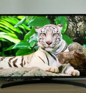 4K HDR Телевизор LG. 49 дюймов. Модель 2017 года