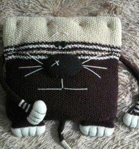 Коты подушки