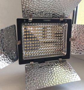 Осветитель YN 160 || (Pro LED Video Light/ User Ma
