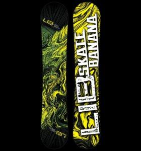 Mervin Lib Tech Skate Banana BTX 152
