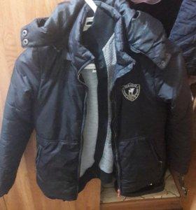 Куртка мольчикови