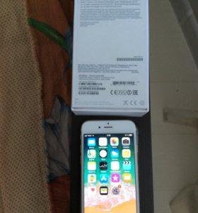 Продам iPhone 6/64 gold,РСТ