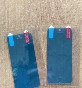 Пленка на iPhone 5 5s se