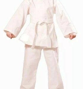 Новое кимоно для ребенка 6-10 лет.