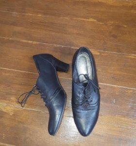 Продам туфли. Б/У 1 раз.
