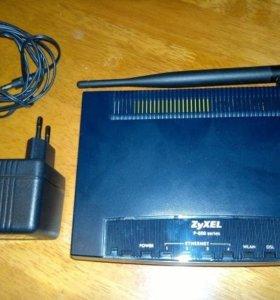 Zyxel P660HTW2 EE ADSL точка доступа
