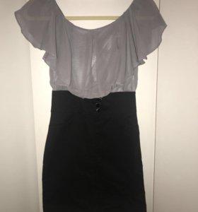 Платье 👗 одето один раз