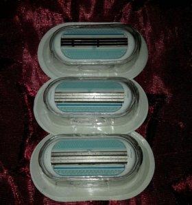 Продам кассеты для бритья джилет
