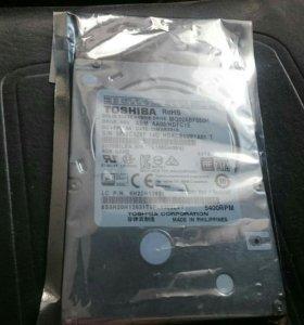 Жесткий диск 500 GB НОУТБУК