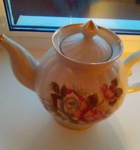 Заварочный Фарфоровый чайник