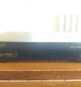 Ресивер цифровой BigSAT GOLDEN 1 CR