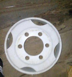 Радиатор ГАЗ52, диск, подножка(левая) Газ 3307