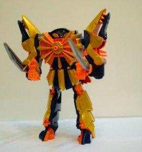 Лего в ассортименте и робот самурай