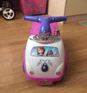 Машина для девочки