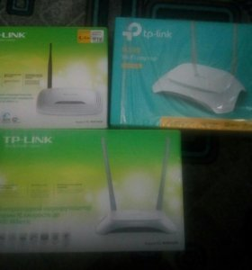 Wi-Fi Роутеры Tp-Link
