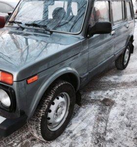 ВАЗ (Lada) 2131 (4x4) 1.7 MT (80 л.с.) 4WD