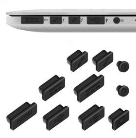 Заглушки на MacBook