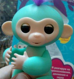 Fingerlings обезьянка оригинал